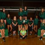 2013 Varsity Volleyball Team Picture