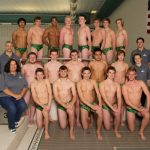 2013-2014 Boys Swimming Team Picture