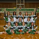 Meet the 2013 Basketball Cheerleaders