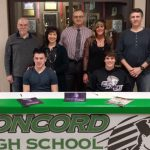 Concord Athletes Sign With Olivet Nazarene
