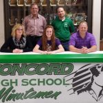 Taylor Lantz Signs With Defiance College