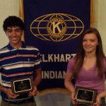 Kiwanis Athletes of the Year