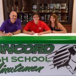 Nick Pollock Signs With Wabash College