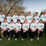 2014 Boys Golf Team Picture