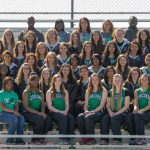 2014 Girls Track Team Picture