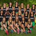 2014 Girls Cross Country Team Picture