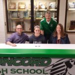 Ashley Schrock Signs With Akron University
