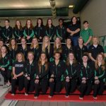 2014-15 Girls Swim Team Picture