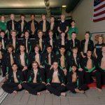 2014-15 Boys Swim Team Picture