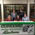 Rae Ann Miller Signs With Goshen College