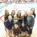 2015 Girls Swimming State Finals Results