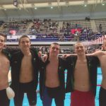 2015 Boys Swimming State Finals Results