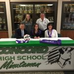 Ciana Bonfiglio Signs With Goshen College