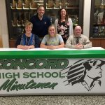 Taylor Nelson Signs With Buena Vista University