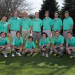 2015 Boys Golf Team Picture