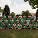 2015 Boys Cross Country Team Picture