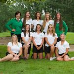 2015 Girls Golf Team Picture