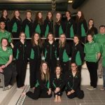 2015-16 Girls Swimming Team Picture
