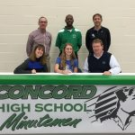 Anna Nisen Signs With Bethel College