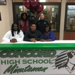 David Small Signs With St. Joseph's College