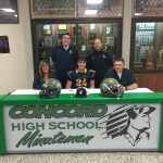 Matt Wilmore Signs With Marian University