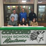 Vanessa Steiner Signs With Bethel College