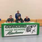 Jake Mochamer Signs With Ancilla College