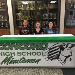 Mackenzie Porter Signs With St. Joseph's College