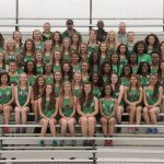 2016 Girls Track Team Picture