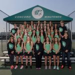2016 Girls Tennis Team Picture