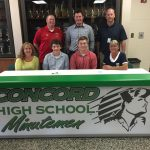 Jason Grooms & Gavin Coughenour Sign With IUSB