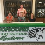 Raleigh Ball Signs With Rend Lake College