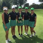 Girls Golf Wins Wawasee Invitational