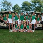 2016 Girls Golf Team Picture