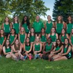 2016 Girls Cross Country Team Picture