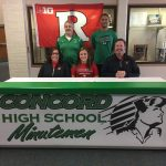 Lauren Boone Signs With Rutgers University