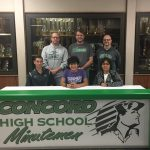 Salvador Escamilla Signs With Goshen College