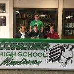 Luke Schrock Signs With Cornerstone University