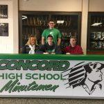Luke Schrock Signs With Cornerstone University