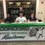Chance Wilson Signs With Trine University
