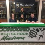 Allison Kelly Signs With Manchester University