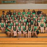 2017 Girls Track Team Picture