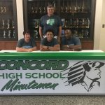 Denzel Halliburton Signs With Elmhurst College