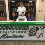 Brandon Emerick Signs With Rockford University