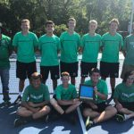 Boys Tennis Wins 2017 NLC Championship; Boyer, Slabach Named to All-NLC Teams