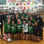 Concord Volleyball – 2017 Sectional Champions!