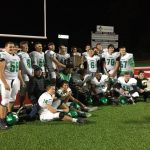 Concord Football – 2017 Sectional Champions!