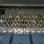 2017-18 Girls Swimming Team Picture