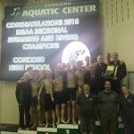 Boys Swimming 2018 Sectional Champions / State Finals Results