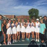 Girls Tennis Sectional & Regional Champions!